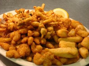 Foods Which Make You Fat fried seafood