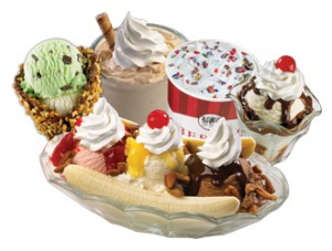 Foods Which Make You Fat ice cream