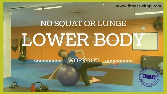 No Squat No Lunge Leg Workout