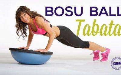 BOSU Ball Tabata Workout