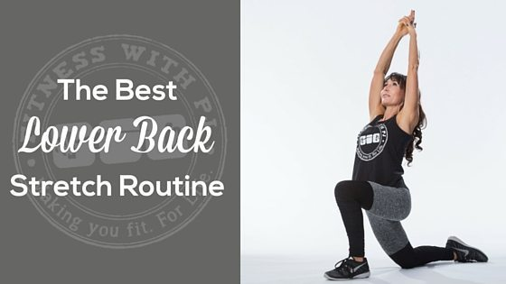 The Best Lower Back Stretch Routine