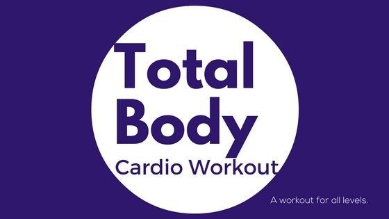 40-Min Total Body Cardio Weight Loss Workout