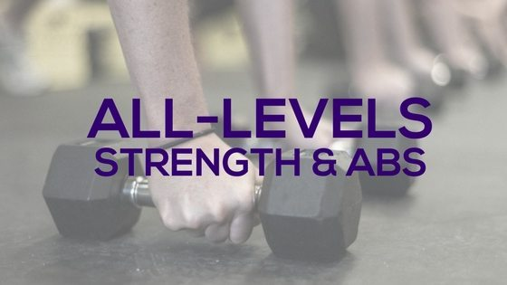 All Levels Strength & Abs Workout