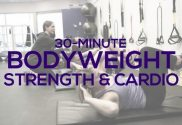 30-Minute Bodyweight Strength Workout