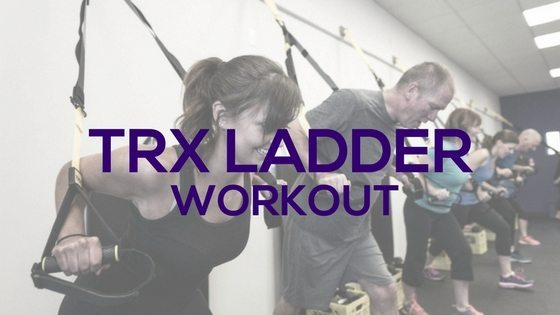 TRX Ladder Workout