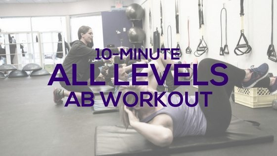 All Levels Ab Workout