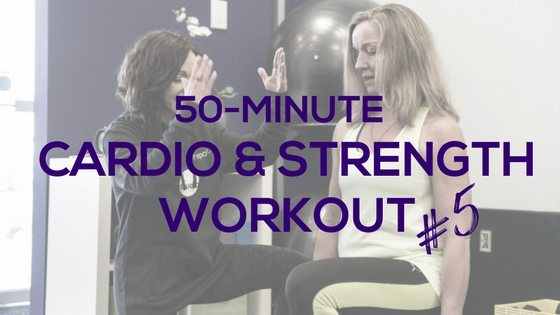 Cardio and Strength #5