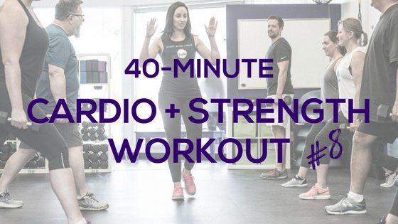 Low Impact Tabata + Upper Body Strength