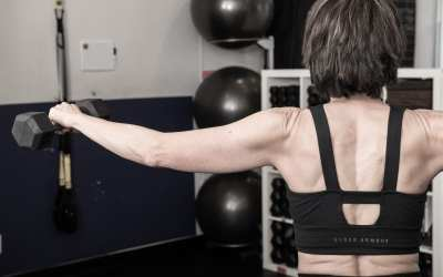 Shoulder Friendly Workout