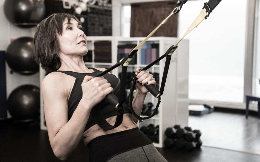 TRX HIIT Workout