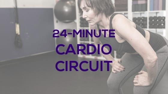 25-Min Cardio Circuit