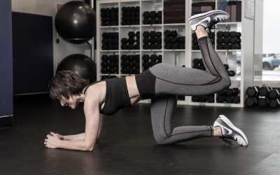 Beginner Legs & Abs
