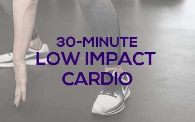 30-Minute No Jump Cardio