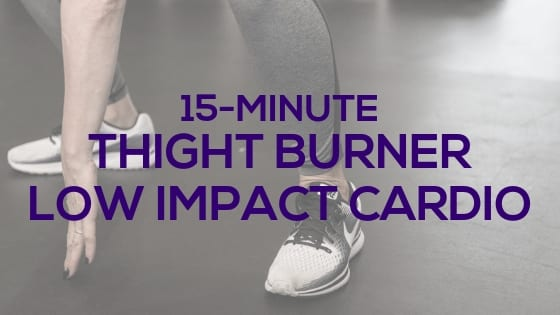15-Minute Thigh Burner
