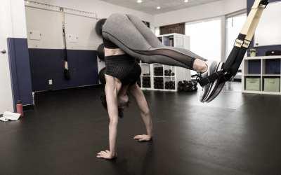 TRX Tabata Legs+ Abs