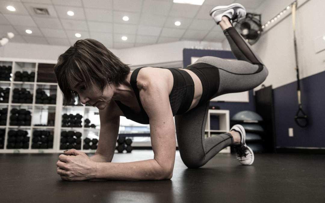 Mini Ball, Tubing & Dumbbell Workout For Women Over 40