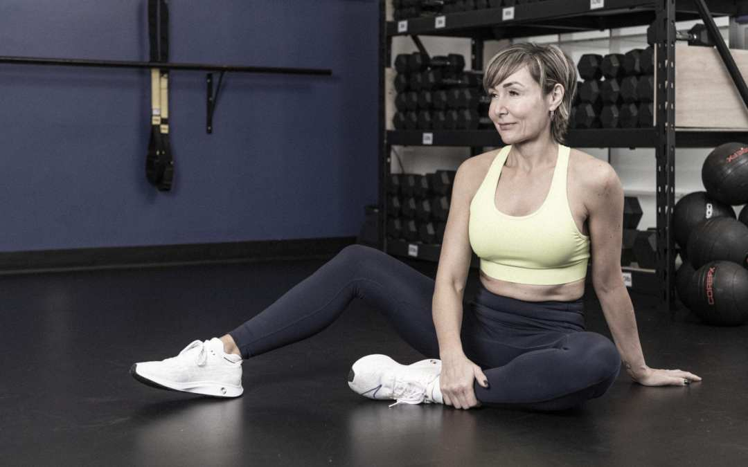 Bunion Friendly Workout for Home  [Great for plantar fasciitis, bunions & weak ankles]