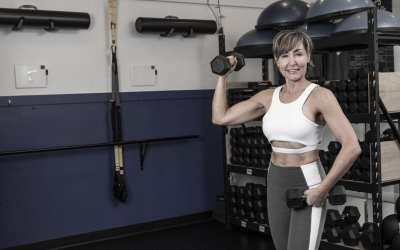Bicep & Tricep Workout with Dumbbells