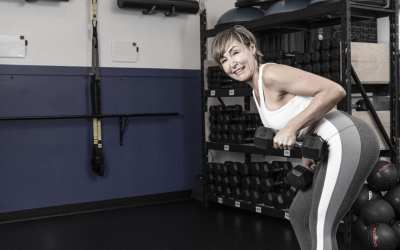 20-Min Arm Workout for Women Over 40