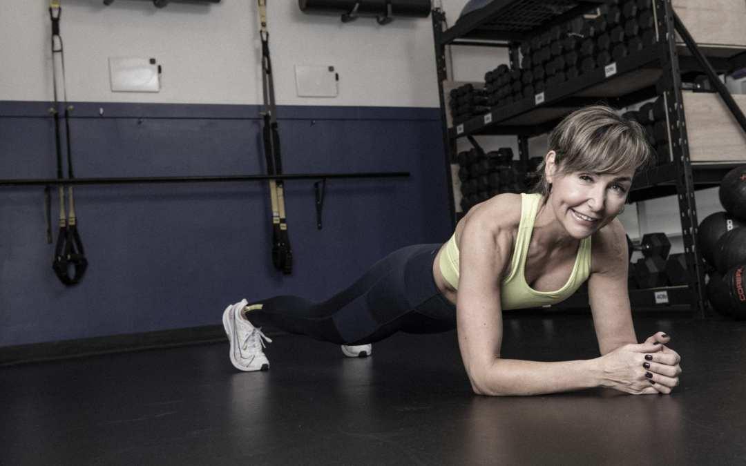 Core Cardio Tabata For Women Over 40