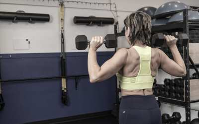 Arms, Shoulders & Abs Workout for Women Over 40