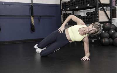 Get Rid of Love Handles Workout for Women Over 40