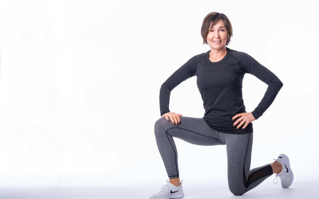 Cardio Kickboxing and Abs for Women Over 40