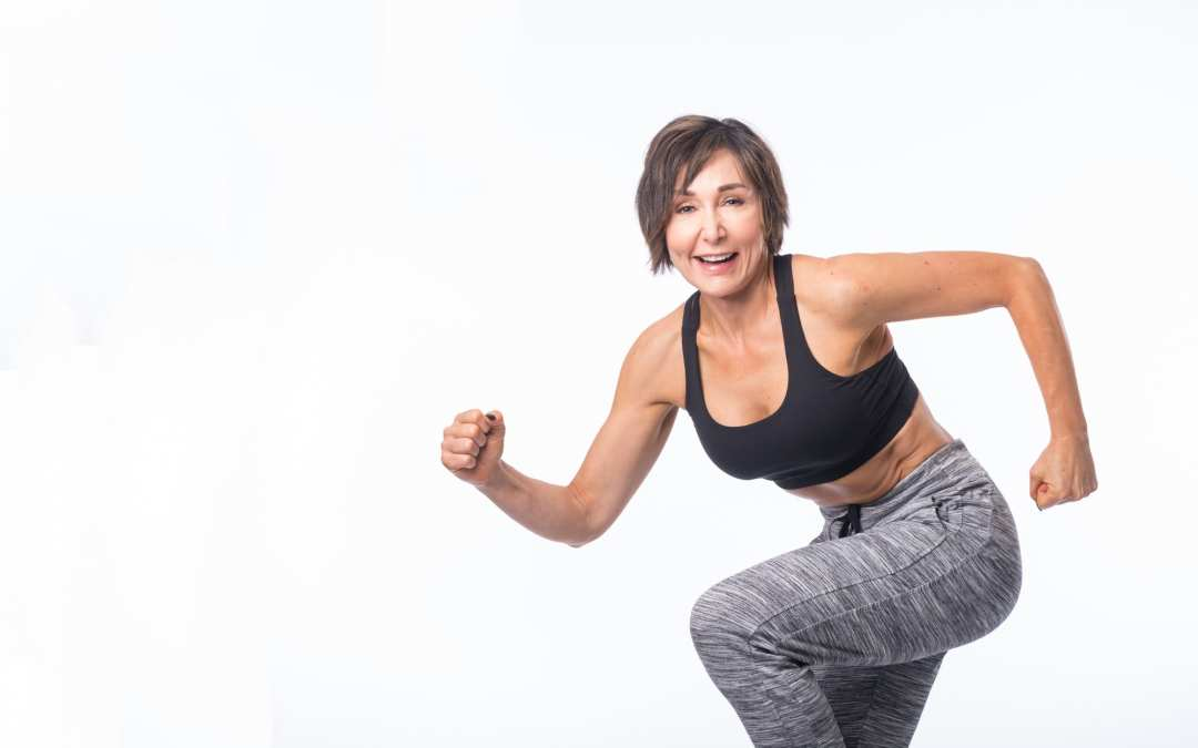AMRAP Workout For Home | No Equipment | For Women Over 40