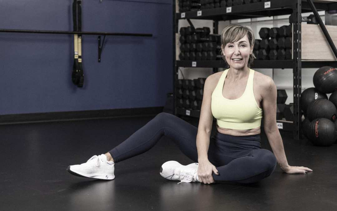 Total Body Mobility & Flexibility for Recovery for Women Over 40