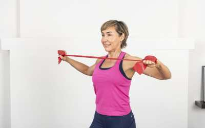 Resistance Band Full Body Workout – Grab Your Tubing!