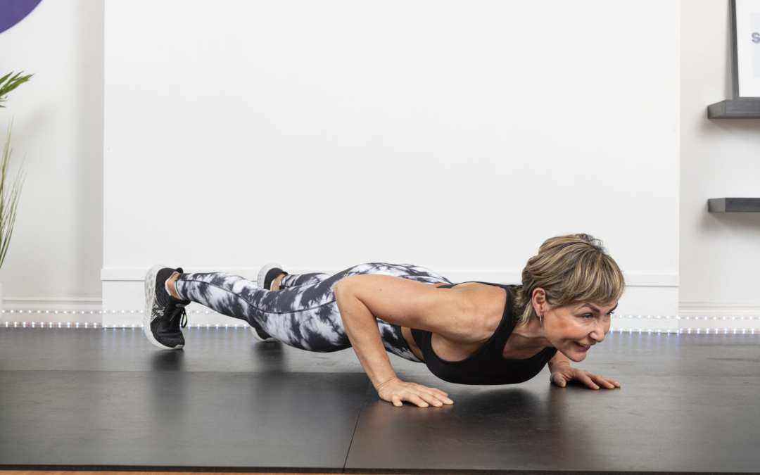Best Bodyweight Strength Workout No Equipment for Women Over 40