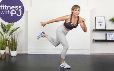 20-Min Challenging Low Impact Cardio