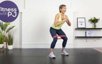 Sore Knees Sweat & Stretch for Women Over 40