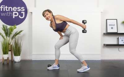 Shoulder Friendly Total Body Strength Workout For Women Over 40