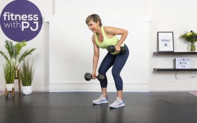 Full Body Workout with Dumbbells for Weight Loss | For Women Over 40
