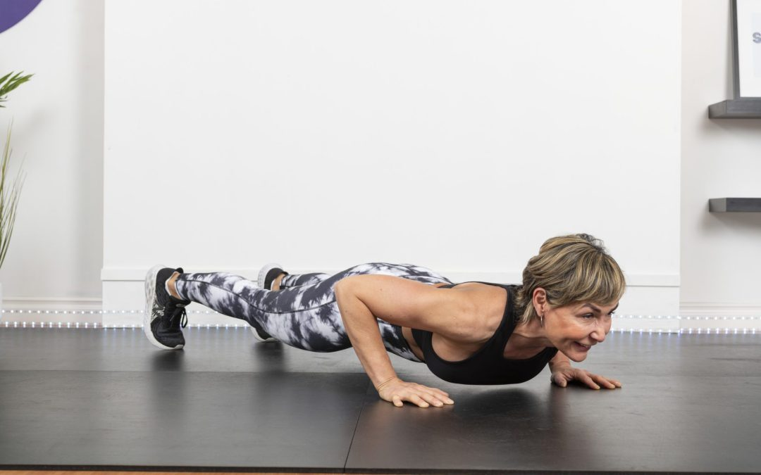 At Home Upper Body Workout |No Equipment | For Women Over 40