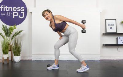 Upper Body Burn for Women Over 40