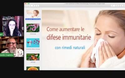 Sostenere naturalmente le difese immunitarie