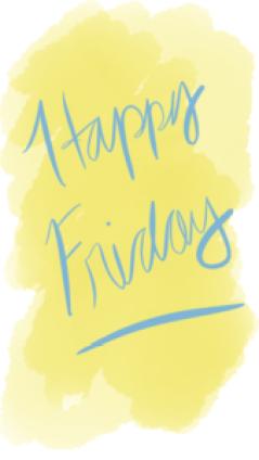 Happy Friday sketches