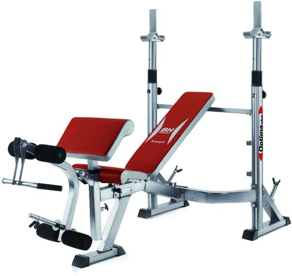 Bh Fitness Optima Press Bench Fitone Com