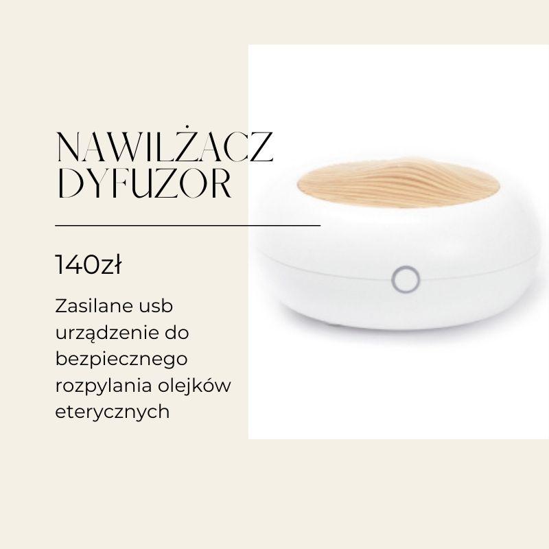 dyfuzor biały