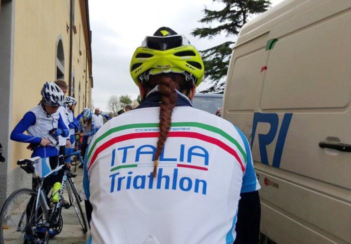 foto TEAM ITALIA TRIATHLON