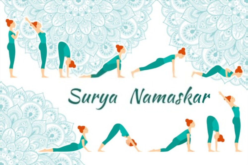 How to do Surya Namaskar | Step by Step Guide |
