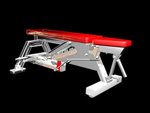 Dumbbell Bench Adjustable Incline Bench Utility Bench