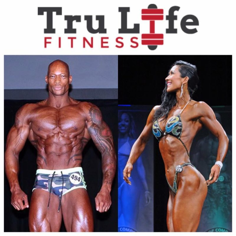 Featured Personal Trainer LaRita Ward's Business TruLife Online Personal Training and Coaching