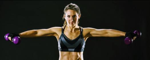 Featured Personal Trainer Melanie Pereira helps women achieve their goals.