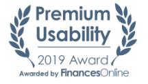 premium usability award 2019. rising star award