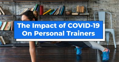 Impact of COVID 19 on Personal Trainers