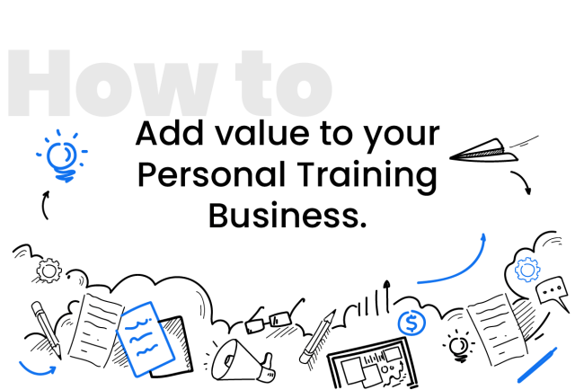 Adding Value to Your Personal Training Business - Featured image.