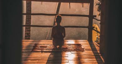 Restorative Yoga Poses
